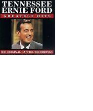 Tennessee Ernie Ford Greatest Hits HIS ORIGINAL CAPITOL RECORDINGS Curb Rec. Neu