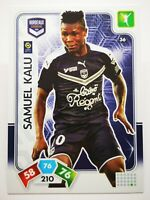 Panini ADRENALYN XL Ligue 1 2020-21 carte card soccer Bordeaux #36 Samuel Kalu