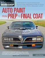 Auto Paint From Prep To Final Coat Water Based Book