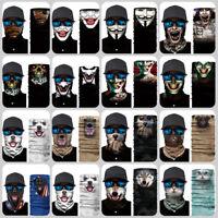 Face Balaclava Scarf Neck Fishing Cycling Shield Sun Gaiter Uv Headwear Mask Hat