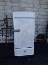 Vintage Antique GE General Electric Food Freezer