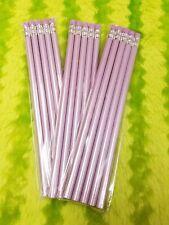 Metallic Purple Shimmery Pencils Cool School Supplies 5 per pack 3 packs