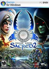 Sacred 2 Fallen Angel PC Role Playing Game Brand New Sealed