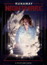 BRAND NEW Runaway Nightmare DVD Factory Sealed Vinegar Syndrome Rare Vintage