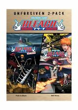 Bleach Movies: The Unforgiven Double Feature Dvd Anime discs : 2 New