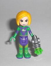 LEGO DC Super Hero Girls - Lena Luthor - Figur Minifig Highschool Schule 41232