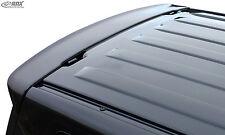 RDX Heck Spoiler VW T6 2015+ Dachkantenspoiler Dach Heck Flügel Spoiler Hinten