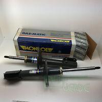 COPPIA AMMORTIZZATORI GAS ANTERIORI RENAULT SUPER 5  MONROE 16081 PER 7700717045