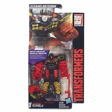 RUMBLE! Brand New Transformers TITANS RETURN, Legends Class *** IN STOCK !!!