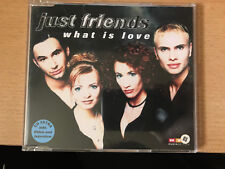 """Single Just friends """"What is Love"""""""