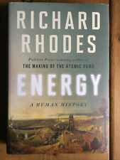 Energy. The Making of the Atom Bomb.  Richard Rhodes. 2018