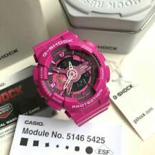 Casio G-Shock *GMAS110MP-4A3 S Series Gloss Dark Pink Women COD PayPal