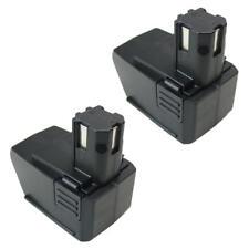 2x Premium Batterie 9,6 V 2000 mAh pour Hilti sf100a sb10 remplace 315078 spb105 sbp10