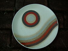 MIKASA INDIAN FEAST SPECKLED BISCUIT RISING SUN GIANT PLATE PLATTER