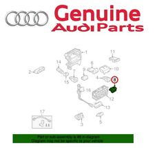 For Audi A4 2003-2009 RS4 2008 Cabriolet Convertible Top Switch Genuine
