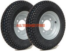 "3.50-8 350x8 Erde Daxara Maypole 8"" Trailer Tyres & Wheels 115mm PCD 350 8"