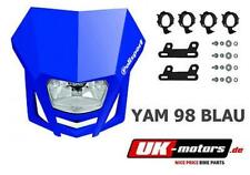 Polisport Universal Lampenmaske Blau