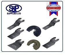7pc Multi Tool Blade Set fits - AEG BOSCH DEWALT EINHELL FEIN MAKITA SKIL & MORE