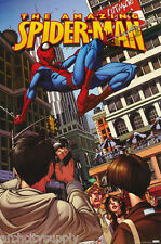 POSTER : ANIMATION: TV : ULTIMATE SPIDER-MAN - FREE SHIPPING !  #8682   RAP13 A