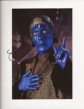 Simon Day Dr Who beautiful hand signed photo UACC RD 86 with coa
