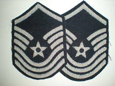 USAF PRE-1992 SMSGT MESS DRESS RANK - FEMALE- 1 PAIR