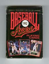 1992 U.S. PLAYING CARD ACES SET - 54 CARDS (EX. COND)*