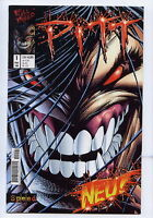 Auswahl = PITT Heft 1/2, 1 - 12  ( Speed 1998-1999 ) Neuwertig