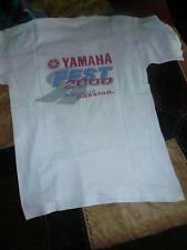 yamaha vintage t shirt yamaha fest 2000 misano taglia xl per collezionisti
