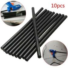 10pcs Black Glue Sticks Auto Body Painltess Dent Repair For Hail Puller PDR Tool