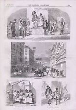 1856 AMERICA SLAVE AUCTIONS BALTIMORE RICHMOND