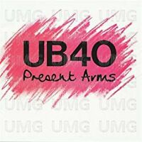 UB40 - Present Arms [CD]