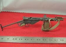 SS-MODEL 1/6 Metal & Wood Gun Model WW2 British Army Sten II Rifle Set