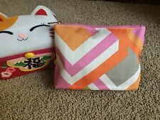 Clinique Cosmetic Bag, Brand New~ GWP~ Great Quality~