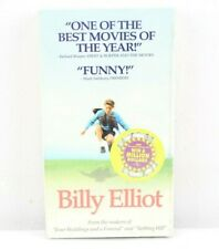 Billy Elliot 2000 VHS SEALED 2000