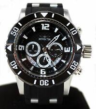 Invicta Mens Pro Diver Stainless Steel Chronograph watch'' 23696