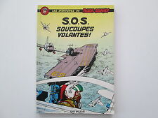 BUCK DANNY SOS SOUCOUPES VOLANTES 1967 TBE