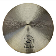 "TURKISH CYMBALS Becken 21"" Ride Vintage Soul bekken cymbale cymbal 2235g"