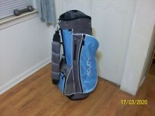 Acuity 6 Way Divider Top Lite Weight 4# Cart/Carry Golf Bag