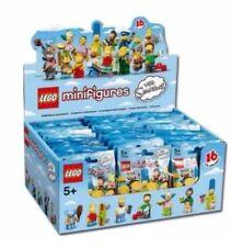 Lego Series 1 Simpsons Minifgures Sealed Box Case of 60 Minifigures 71005