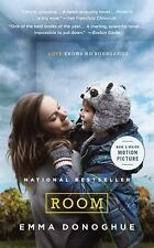 Room by Emma Donoghue (2015, Paperback, Movie Tie-In) NEW