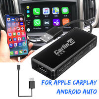 RICEVITORE USB NAVIGATORE DONGLE AUTORADIO LETTOR PER CARPLAY ANDROID AUTO