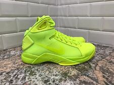 Nike Hyperdunk 08 Basketball Triple Volt Green Neon Kobe Men SZ 8 820321-700