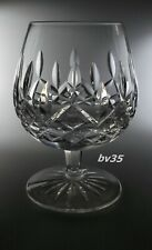 "WATERFORD CRYSTAL LISMORE BRANDY GLASS 5 1/4"" -GLASSES- MINT!!"