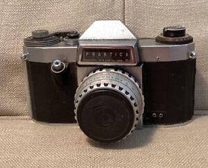 Vintage Praktica Nova B SLR 35mm film camera- c1960's-