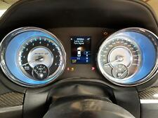 CHRYSLER 300C INSTRUMENT CLUSTER SRT-8 TYPE, LX, 07/12-