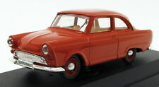 Vitesse 1/43 Scale Model Car 630 - 1959 DKW Junior Sedan - Dark Orange
