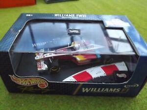 Hot Wheels WILLIAMS FW 21 DRIVER RALF SCHUMACHER
