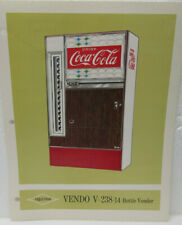 V-80 Coca-Cola Vendo Machine Service and Parts Manual V-144 V-216 Models