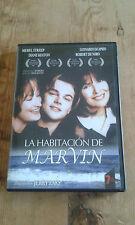 Como nuevo DVD película  LA HABITACIÓN DE MARVIN -  Item For Collectors