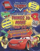 Very Good, Disney Pixar Cars Craftbook (Disney Craft Book), Disney, Book
